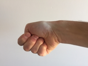 Physio Thumb Stretch