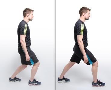 Running-Physio-Swindon-Calf-Stretch