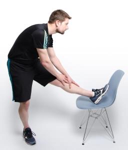 Running-Physio-Swindon-Hamstring-Stretch