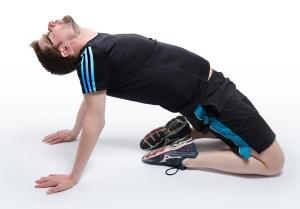 Running-Physio-Swindon-Quad-Extension