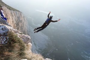 Base Jumping For Old People