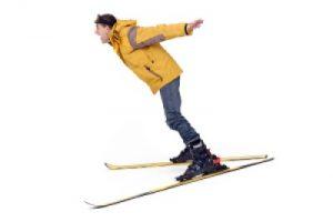 Ski Jumpers Posture Affect On Hamstrings