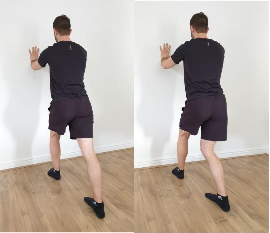 Calf Stretches Shin Pain