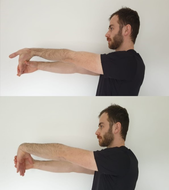 Forearm Stretches Sports Physio RSI