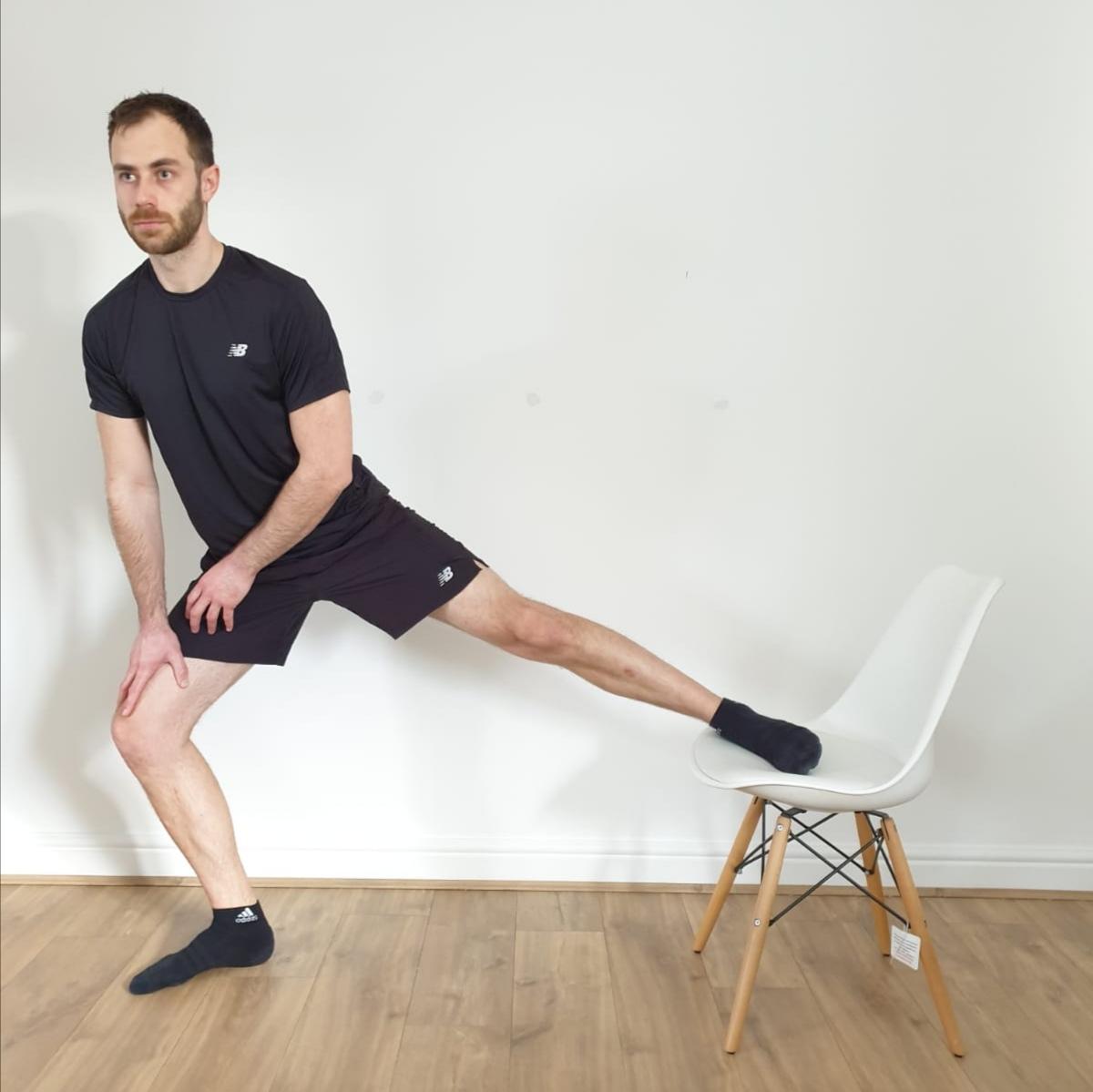 Knee Pain Swindon Adductors Stretch