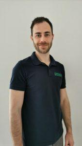 Sports Therapist Dan Elsigood