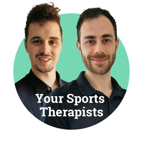 Swindon Sports Therapists performing physiotherapy techniques
